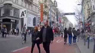 preview picture of video 'Vienna Streets - Mariahilfer Strasse'
