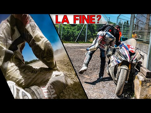 LA FINE DELLA BMW HP4 RACE? - LA GARA IMOLA - A RACING STORY P2