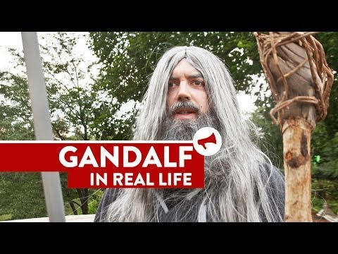 Lord of the Rings In Real Life – Movies In Real Life (Episode 3)