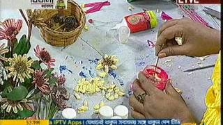 Dry Flower,Shapla Ful Toiry.Durpath @Desh TV.Part-3