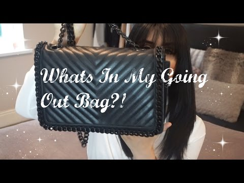 Whats In My Going Out Bag!
