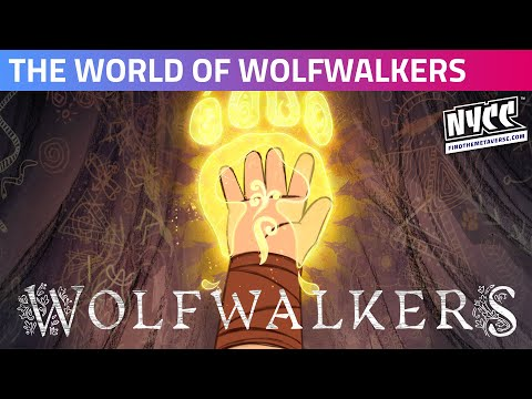 Inside the World of Wolfwalkers from Apple TV+