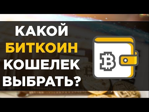 Какой биткоин кошелек выбрать?   Как выбрать биткоин кошелек?