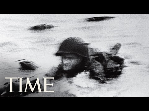 Robert Capa: D-Day - Slavné fotografie