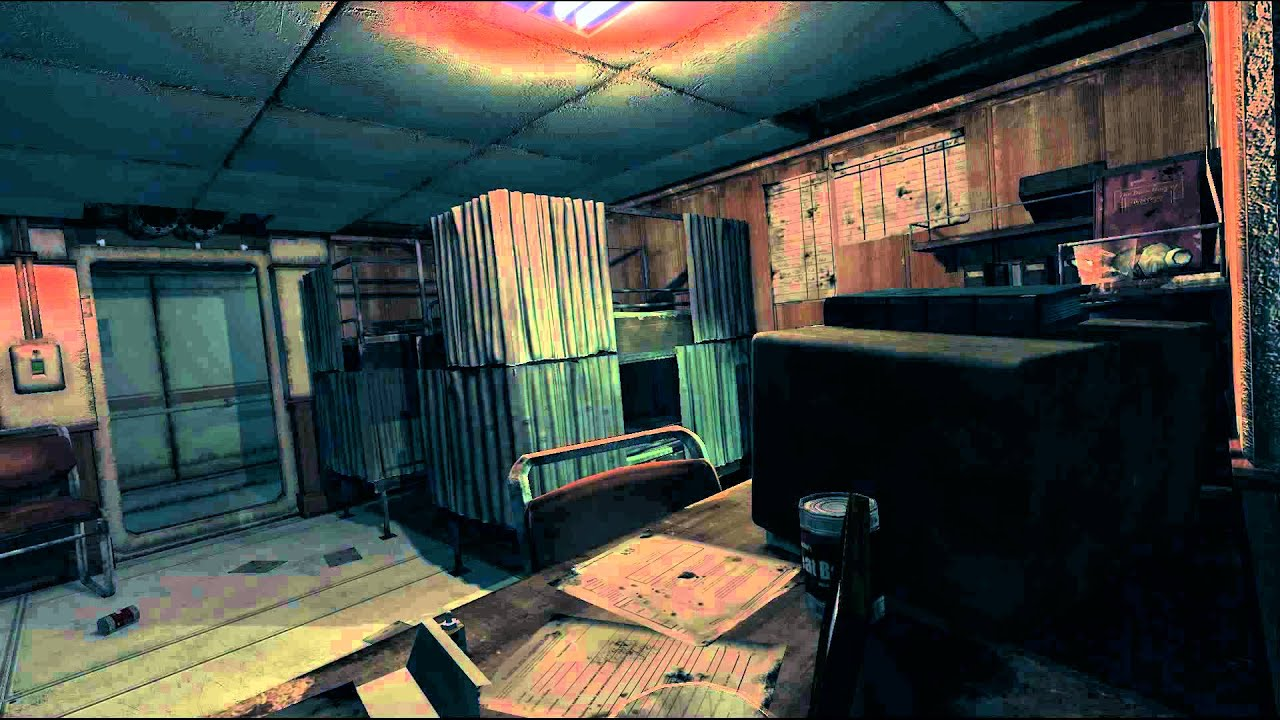 An Ever-Changing Survival Horror Game Set On An Abandoned Boat