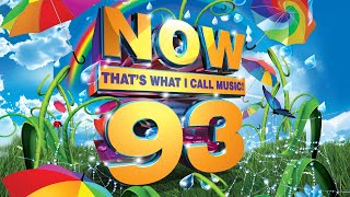 NOW That's What I Call Music! 93 Official TV Advert