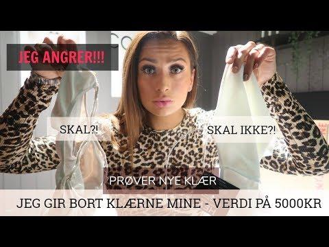 db2444c7 Ingrid Aguiluz – NELLY TRY ON HAUL + GIR BORT KLÆR TIL EN VERDI PÅ 5000 KR