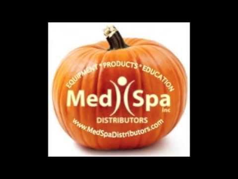 Fall Pumpkin Facial Protocol from MedSpa incorporating Bel Mondo Sheet Masks