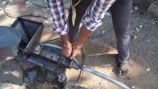 Cement sprayer Machine