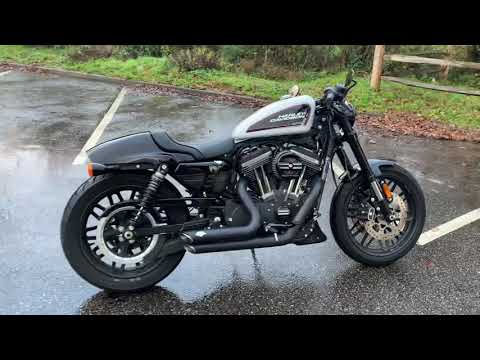 2020 Harley-Davidson XL1200CX Sportster Roadster in Stone Washed White