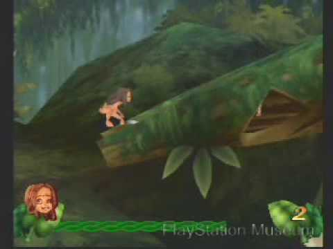 tarzan playstation 1 game