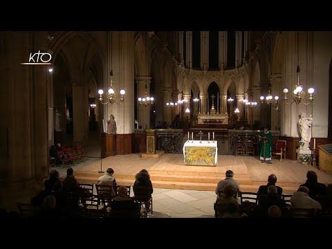 Messe du 21 février 2020