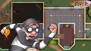 Robbery Bob 2: Double Trouble - Chillingo Ltd Hauntington Level 11-13
