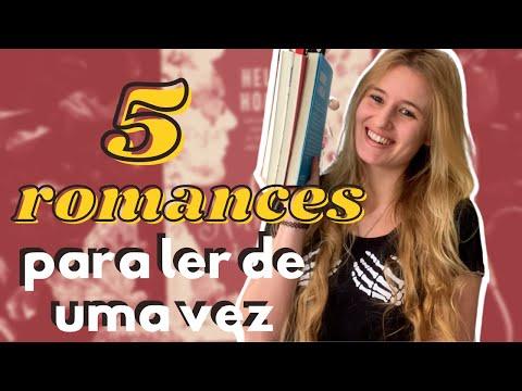 5 ROMANCES PARA LER EM UM DIA | Laura Brand