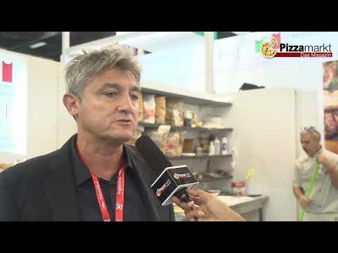 Molino DENTI im Interview mit Pizzamarkt Anuga 2017