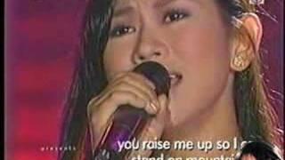 Sarah Geronimo - You Raise Me Up