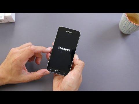 Unboxing: Samsung Galaxy J3 (2016) erster Eindruck | deutsch 🎁 techloupe