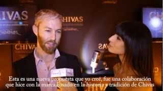 FemaleWebTV - CHIVAS ¨Lanzamiento de la caja del Chivas Regal 12¨