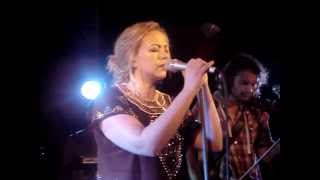 Charlotte Church  Glitter Bombed live @ King Tuts Glasgow