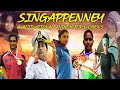 SINGAPPENNEY | A Motivational Anthem For women's | ags production | AR Rahman |  DK_MediaWorks