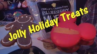 Jolly Holiday Treats at Disneyland