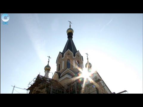 Сайт георгиевского храма г.видное