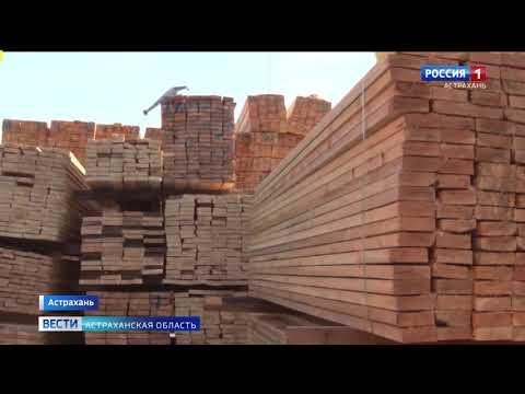 В Астраханской области Управлением Россельхознадзора оформлено на экспорт более 31 тыс. кубометров лесоматериалов