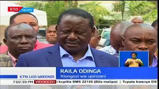 Kinara wa NASA Raila Odinga aungwa mkono na vyama vya ANC na Wiper kwa kuapishwa: KTN Leo Wikendi