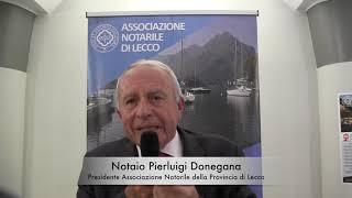 Intervista al Dott. Pierluigi Donegana