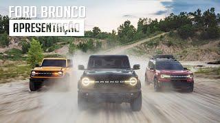 Ford Bronco - Apresentação