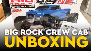 I BOUGHT A NEW RC!!!! ARRMA Big Rock Crew Cab Monster Truck 3S BLX 4X4