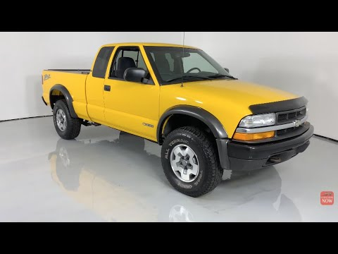 2002 Chevrolet S10 (CC-1392771) for sale in St. Charles, Missouri