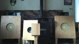 ペンション・ウインズ JBL D123&CLASSIC PRO ED3402の音 2