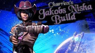 Borderlands The Pre-Sequel! OP Nisha Build! Fan The Hammer To Death