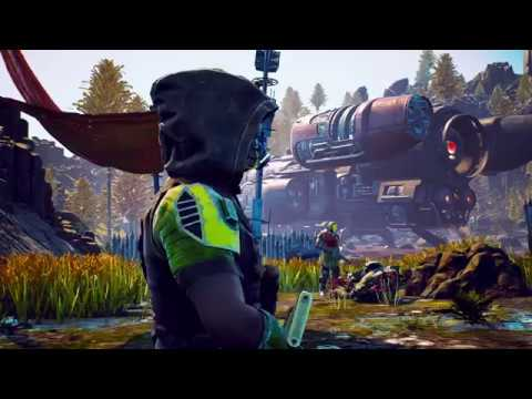 Видео № 0 из игры The Outer Worlds [PS4]
