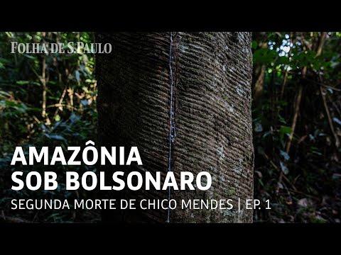 Amazônia sob Bolsonaro: A segunda morte de Chico Mendes