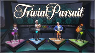 YOU'RE ALL IDIOTS!   Trivial Pursuit