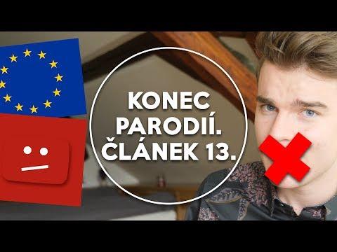 Konec parodií na YouTube. | KOVY