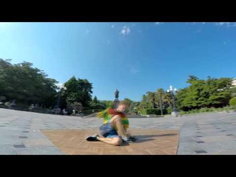 Trip to Yalta! Bboy X-jump (Russia)