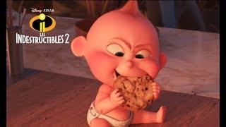 Les Indestructibles 2 | Extrait VF: Jack Jack & Le Cookie | Disney BE