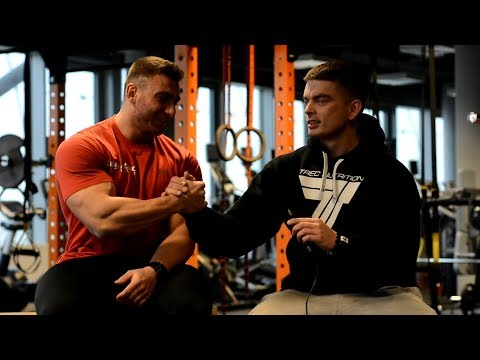Jak budować mięśnie w 23,
