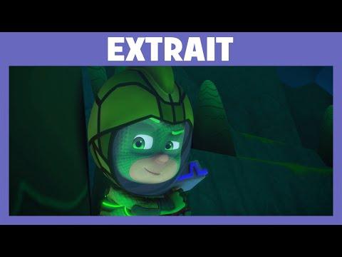 Pyjamasques - Extrait :  Gluglu trouve le cristal