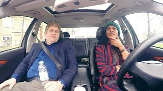 Den Lyserøde Taxi - Rasmus Paludan - Sæson 4 Afsnit 1