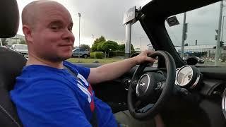 Cabrióval az esőben - DriveNow és Huawei P30 Pro kamerateszt #49