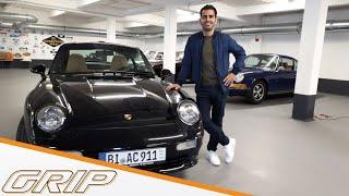 Hamid sucht Porsche 911 I GRIP