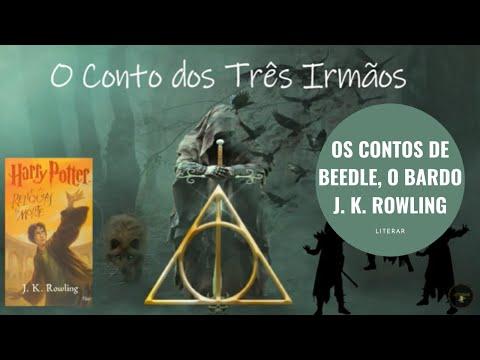 RESENHA OS CONTOS DE BEEDLE, O BARDO |  J. K. ROWLING #literar #shorts