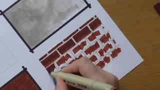 Текстура красной кирпичной кладки