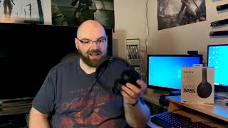 Sony WH XB-900N unboxing und Test
