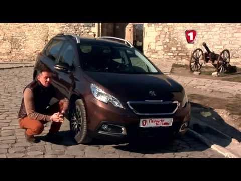 Peugeot  2008 Паркетник класса J - тест-драйв 3