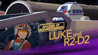 Episode 1.23 R2-D2, le meilleur ami d'un pilote (VO)